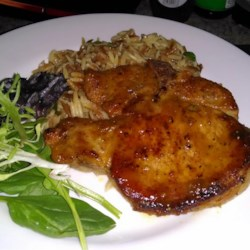 Tangy Pork Chops Recipe