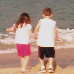 connor and catie in vero beach, fl