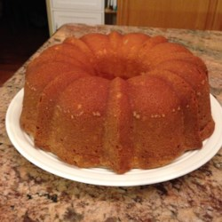 Cream Cheese Pound Cake I Recipe