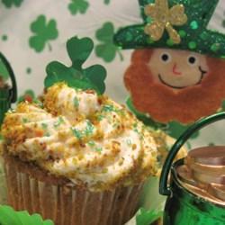 Real Pistachio Cupcakes