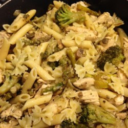 Katie's Chicken and Broccoli Pasta Recipe
