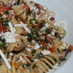 Fire and Ice Pasta Recipe