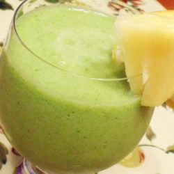 Pineapple Cleanser Smoothie Recipe