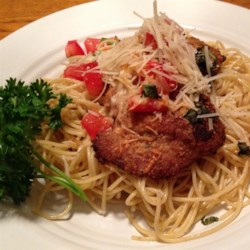 Tomato Veal Scallopini Recipe