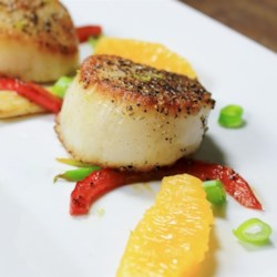 Citrus Scallops I Recipe
