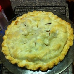 Old Fashioned Apple Pie Recipe