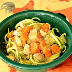Chicken Zoodle Soup Recipe