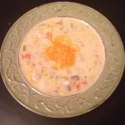 Fish Chowder II Recipe
