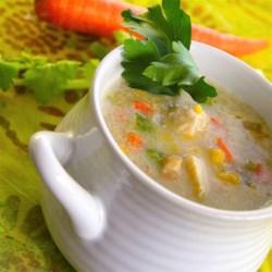 Tina's Corn Chowder Recipe