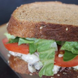 Grilled Chicken Salad Sandwich Recipe