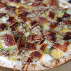 Jalapeno Popper Pizza Recipe