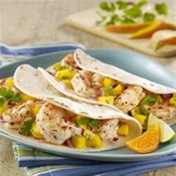 Spicy Shrimp Tacos Recipe
