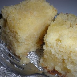 Lite Coconut Cake Recipe