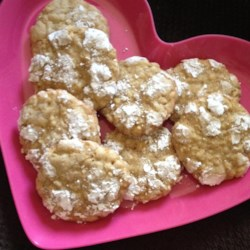 Self Frosting Oatmeal Cookies Recipe