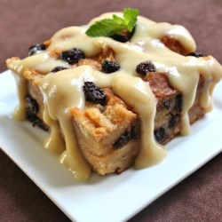 Best Bread Pudding with Vanilla Sauce photo by mis7up - Allrecipes.com ...