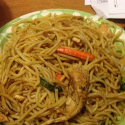 Chicken Lo Mein with Broccoli Recipe