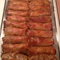 Mexican Egg Rolls Recipe