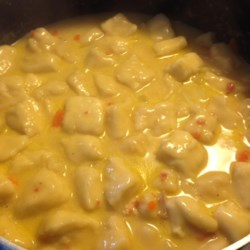 Super Easy Chicken and Dumplings Recipe