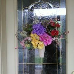 Front door summer