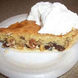 Toll House Pie I Recipe