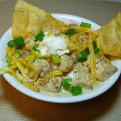 Creamy White Chili Recipe