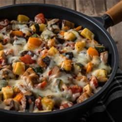Cheesy Ratatouille Recipe