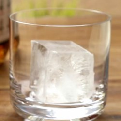 Ice for Cocktails Recipe
