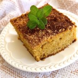 Hungarian Coffee Cake Recipe