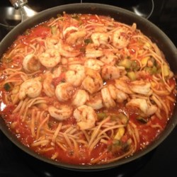Shrimp Primavera Recipe