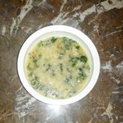 Chard and Coconut Soup Recipe