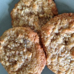 Soft Oatmeal Coconut Chocolate Chip Cookies Recipe