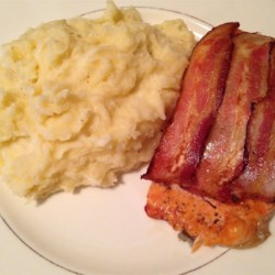 Bacon-Wrapped Salmon Recipe