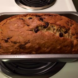 Banana Chocolate Chip Bread Recipe