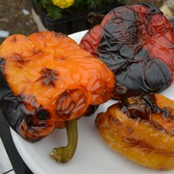 Easy Roasted Peppers