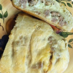 Picnic Sausage Bread Recipe