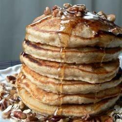 Oatmeal Pancakes II Recipe