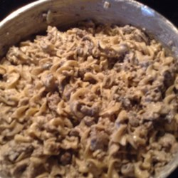 Easy Beef Strogonoff Recipe