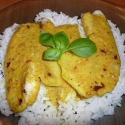 Thai-Style Tilapia Recipe