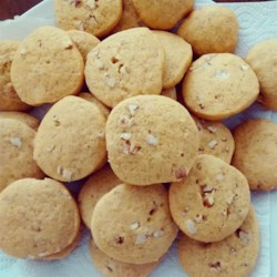 Butterscotch Icebox Cookies Recipe