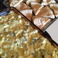Luscious Spinach Artichoke Dip Recipe
