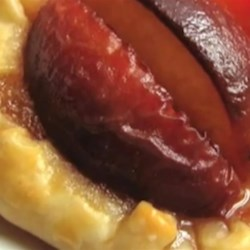 Chef John's Peach Tartlets  Recipe