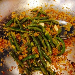 Marilyn's Green Beans Italiano Recipe