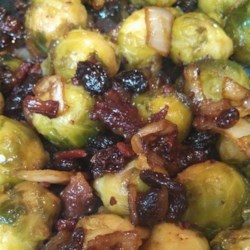 Honey Glazed Brussels Sprouts Recipe