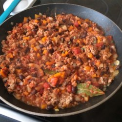 Turkey Picadillo II Recipe