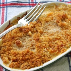 Aunt Jewel's Chicken Dressing Casserole Recipe