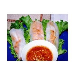 Nime Chow (Raw Spring Rolls) Recipe