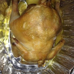Stupid Simple Roast Chicken Recipe