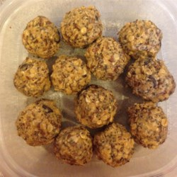 Chocolate Protein Balls Recipe