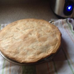 Luscious Chicken Pot Pie Recipe