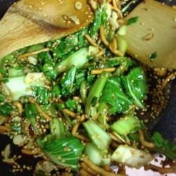 Rosie's Bok Choy Salad Recipe